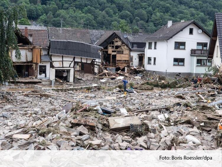 Spendenaktion für Flutopfer im Kreis Ahrweiler